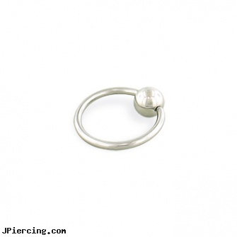 20 gauge captive bead ring, captive segment cock rings, captive bead ring, captive ring, replacement beads body piercings, bead ring